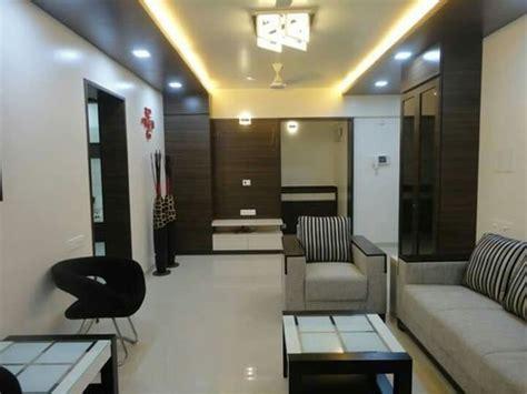 bhk flat interior design services  kandivali west mumbai rishita enterprises id