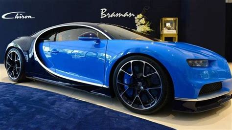 Miami Private Viewing Shows .5m Bugatti Chiron Can Top