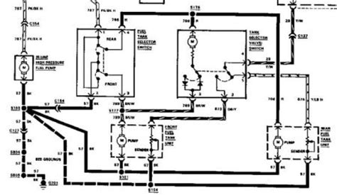 1989 Ford F 250 Fuel System Diagram by 1985 Ford F250 Fuel Tank Wiring I Need A Wiring Diagram