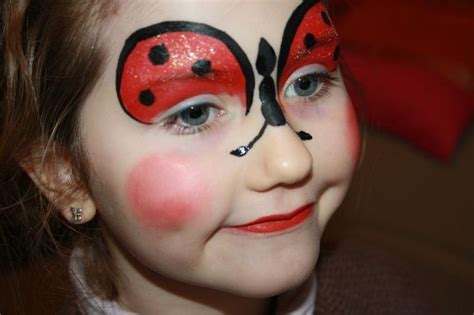 selbstgemachtes make up maquillage coccinelle fille search diy