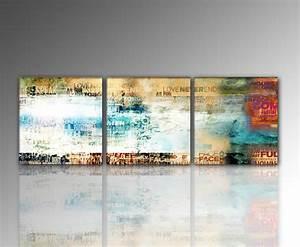 Gemälde Für Wohnzimmer : designbilder wandbild modernes liebe abstrakt wohnzimmer 160x50cm ~ Markanthonyermac.com Haus und Dekorationen
