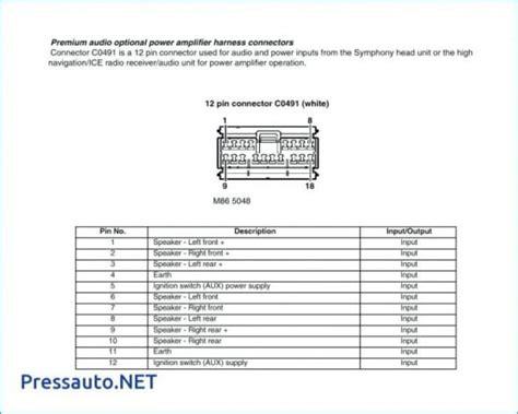 Kenwood Pin Wiring Harness Diagram