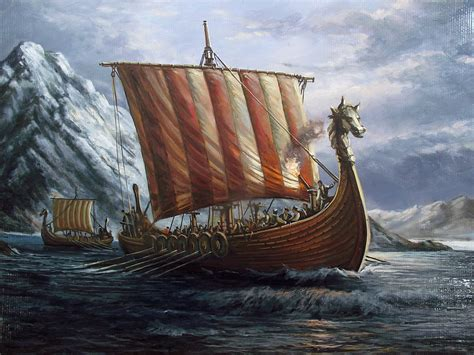 Viking Grievances National Vanguard