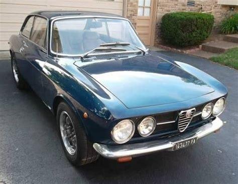 Sorted Dutch Blue 1969 Alfa Romeo 1750 Gtv