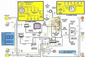 1971 Chevelle Dash Wiring Diagram