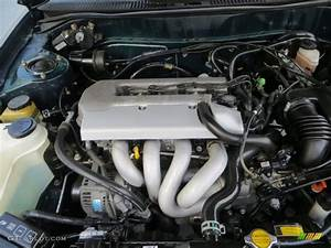 1999 Toyota Corolla Ve Engine Photos