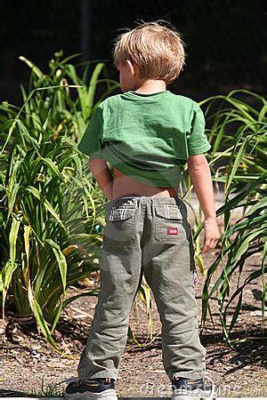 kid pee royalty  stock photography image