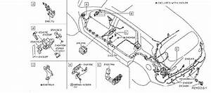 Nissan Pathfinder Harness Body  Other