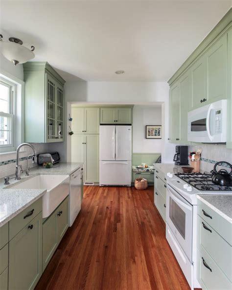 kitchen design photo gallery washington d c green transitional kitchen traditional 4534