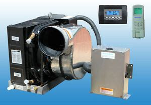 Marine Air Conditioner Heating Systems For Boats