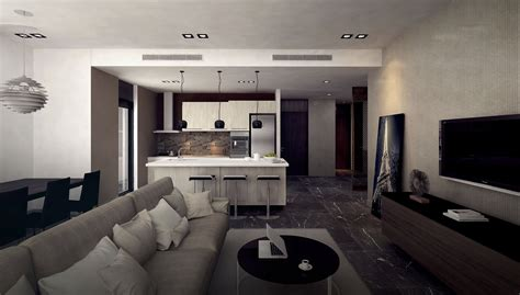 Unique Transformer Apartment Concept : Small 2 Bedroom Apartment Ideas