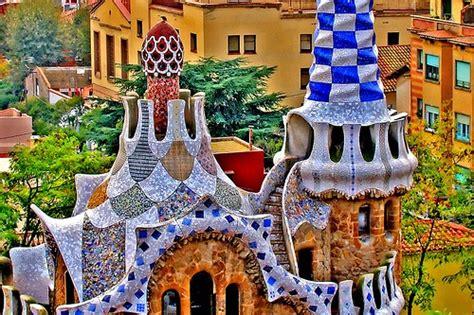 Barcelona Memory Of Antonio Gaudi  Art Kaleidoscope