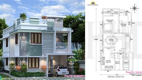 stunning  bedroom  storey house   roof deck ulric home
