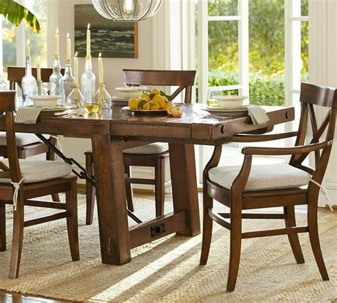 pottery barn kirkwood dining table pin by jodi holt on for the home pinterest