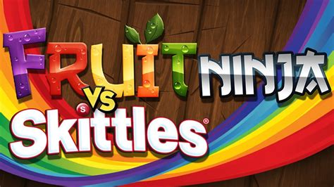 fruit ninja  skittles universal hd gameplay trailer
