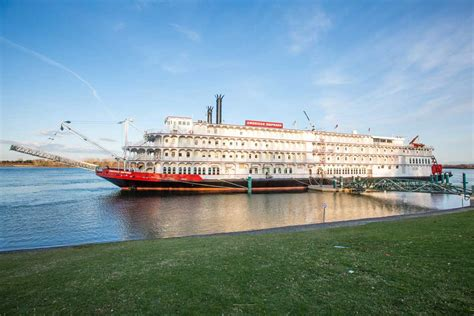 Steamboat Company by American Queen Steamboat Company All About River Cruises