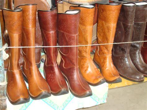 mongolische stiefel