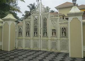 bulding main gate design With entrance gate designs for home