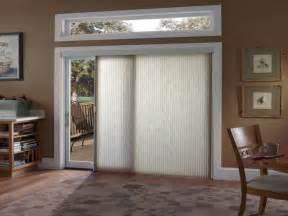 decor window treatment ideas for sliding glass doors