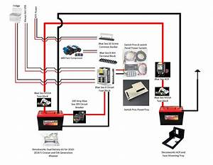 Two Battery Wiring Diagram