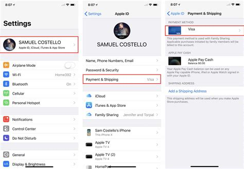 If there isn't enough money in your apple pay cash account to cover a transaction your bank card kicks in to cover the rest. How to Change Apple ID Email, Billing Address, Credit Card