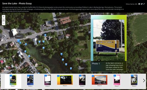 Pa Fish And Boat Commission Interactive Map by Preserving A Landscape Through Maps And Photography Gis