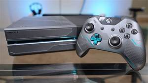 EPIC Xbox One Halo 5 Edition Unboxing! - YouTube