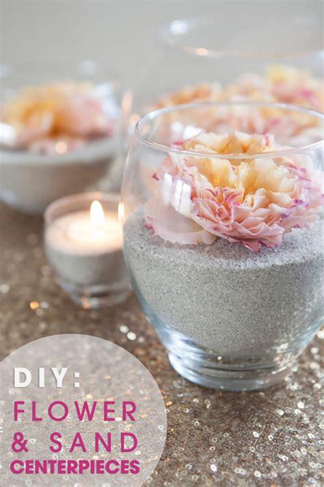creative diy wedding centerpieces  tutorials