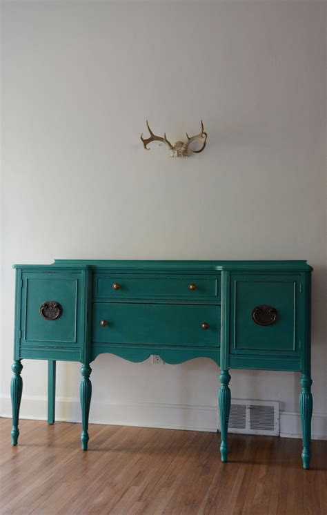 Painted Sideboard Ideas by Painted Sideboard Buffet Or Entryway Furniture By