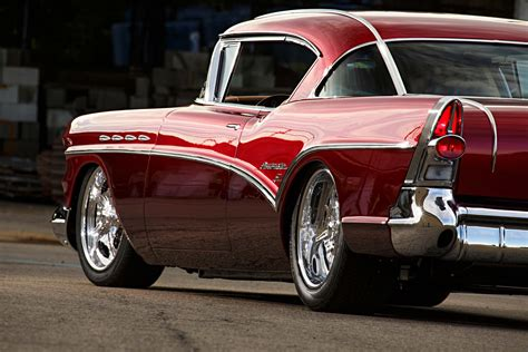 this 1957 buick roadmaster is causing a big rod network