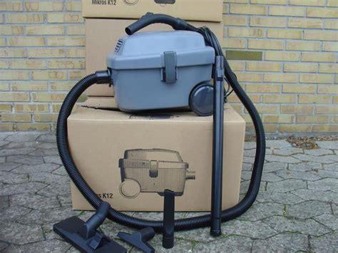 5 Stk. Wirbel Mikros K12 Industristøvsugere (sælges Samlet