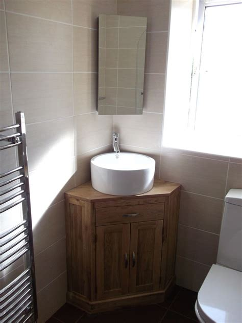Small Bathroom Corner Sink Unit by Best 25 Corner Sink Bathroom Ideas On Corner