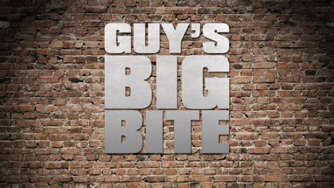guys big bite guy fieri food network food network