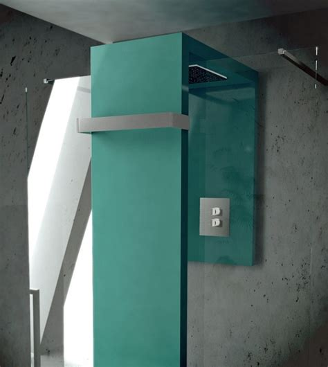 Modern Bathroom Heating by An Innovative Bathroom Heating System Monolith By Brandoni