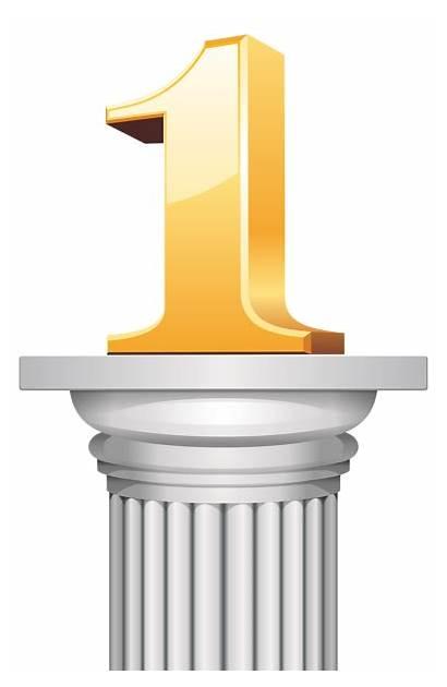 Clip Place Statue Clipart Trophy Medals Transparent
