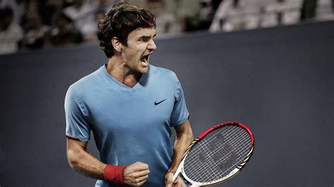 wallpaper roger federer swiss tennis player sports