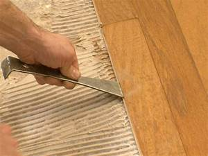 how to install engineered wood over concrete howtos diy With how to put hardwood floor on concrete