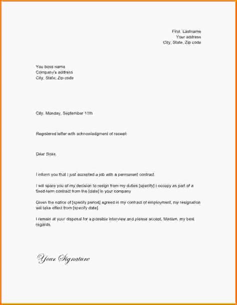 word letter template word templates letters 11 resignation letter template word 7470