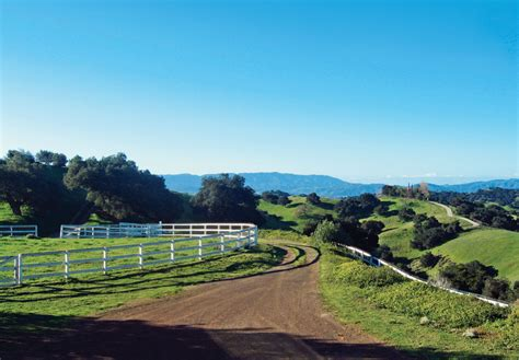 santa ynez valley california leading estates   world