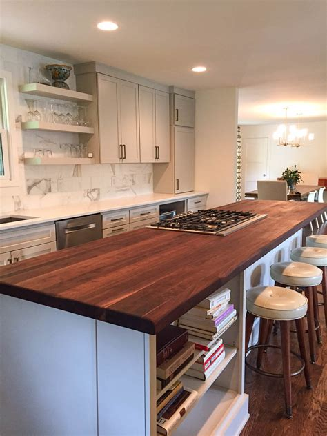 butcher block countertop island butcher block countertop custom design wood counters