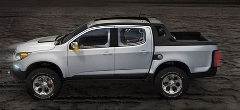 Chevrolet Colorado 2020 by 2020 Chevrolet Colorado Crew Cab Specs Changes Redesign