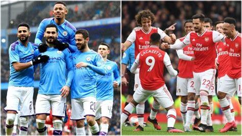 Manchester City vs Arsenal, Premier League 2020–21 Free ...