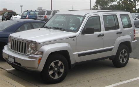 2009 Jeep Liberty by 2009 Jeep Liberty Ii Pictures Information And Specs