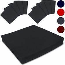 Kissenhüllen 50x50 Günstig : kissenbez ge aus polyester g nstig kaufen ebay ~ Buech-reservation.com Haus und Dekorationen