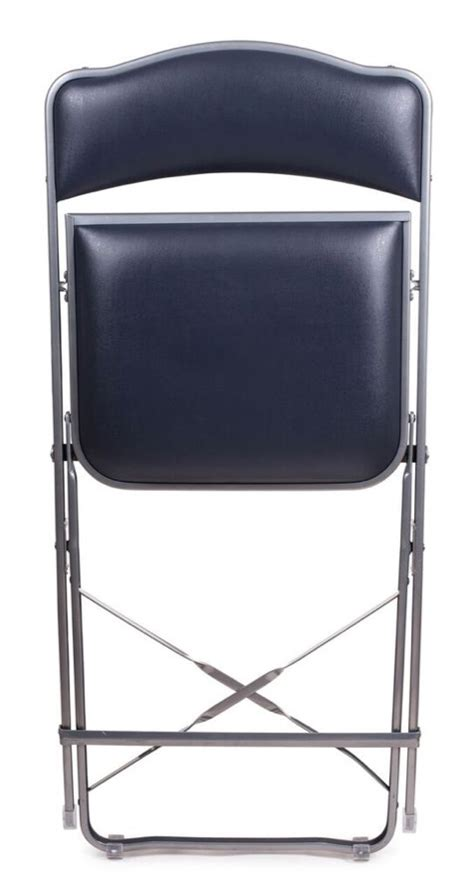 fritz style folding folding chair silver frame folding
