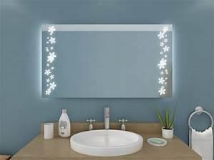 Badspiegel Mit Led Beleuchtung : badspiegel mit led beleuchtung circe ~ Buech-reservation.com Haus und Dekorationen