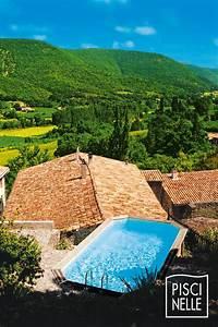 Piscine Hors Sol Chauffée : piscines hors sol piscinelle ~ Mglfilm.com Idées de Décoration