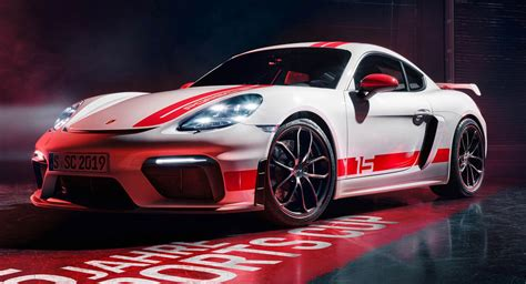cayman gt sports cup edition celebrates porsches