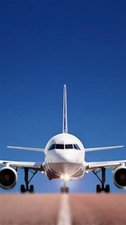 Airplane Iphone Wallpapers Aircraft Desktop Air Jet