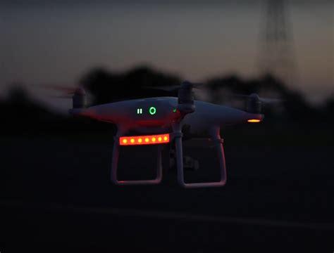 dji phantom  light kit   increase drone visibility   light polar pro filters